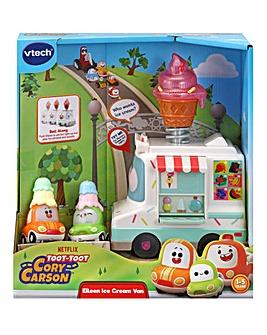 Vtech Toot-Toot Cory Carson Eileen Ice Cream Van