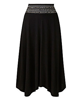 Together Jersey Skirt