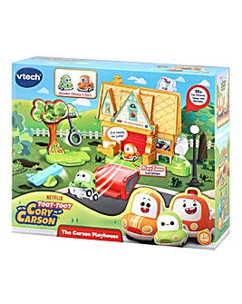 Vtech Toot-Toot The Carson Playhouse