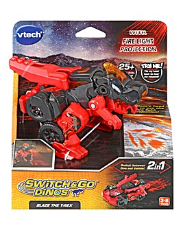 Vtech Switch & Go Dinos Blaze the T-Rex