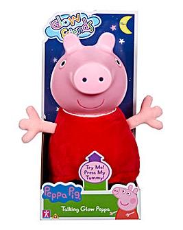 Peppa Pig Glow Friends Talking Glow Peppa Pig