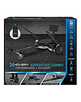 Hover-1 Superstar Buggy Combo Gunmetal