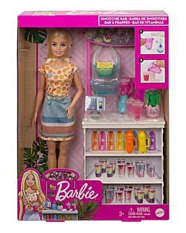 Barbie Smoothie Bar Play Set