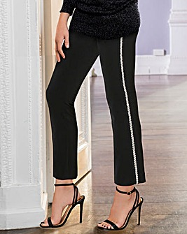 Together Tape Seam Trouser