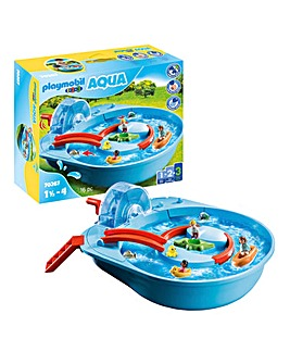 Playmobil 70267 AQUA Splish Splash Water Park For 18+ Months