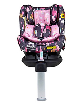 Cosatto All in All Rotate Group 0+/1/2/3 ISOFIX Car Seat - Unicornland