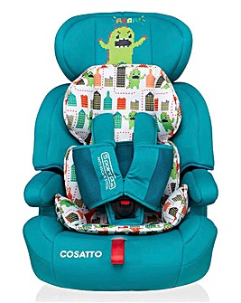 Cosatto Zoomi Group 123 Car Seat - Monster Arcade 2