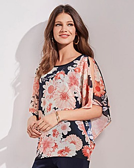 Together Floral Blouse