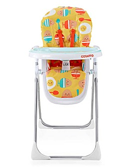 Cosatto Noodle Supa Highchair - Egg and Spoon 2