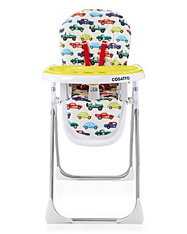 Cosatto Noodle Supa Highchair - Rev Up 2