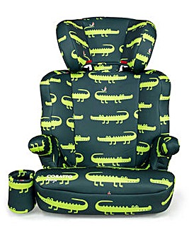 Cosatto Ninja Group 2/3 Car Seat - Crocodile Smiles