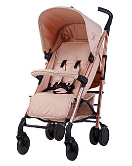 My Babiie Signature Range by Billie Faiers Rose Gold and Blush Stroller