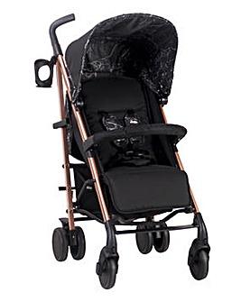 My Babiie Dreamiie by Samantha Faiers Black Lightweight Marble Stroller
