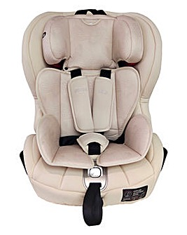 My Babiie Dreamiie by Samantha Faeirs Group 1/2/3 Blush Tropical Isofix Car Seat