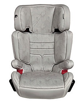 My Babiie Dreamiie by Samantha Faeirs Group 2/3 Grey Tropical Car Seat