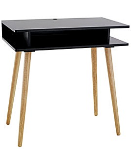 Habitat Cato Desk - Black