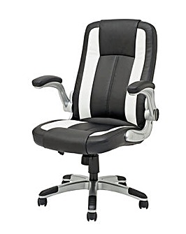 Dexter Gas Lift Adjustable Office Chair