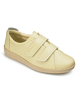 Padders Touch and Close Shoes Wide E Fit