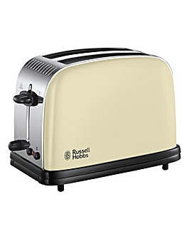 `Russell Hobbs Colours+ 2 Slice Toaster