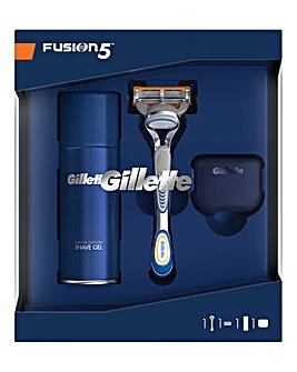 Gilette Fusion 5 Razor Gift Set
