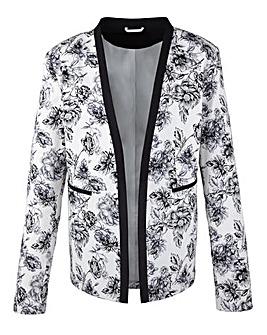 Mark Heyes Floral Print Jacket