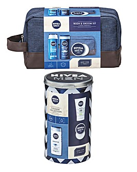Nivea Protect & Care Twin Set