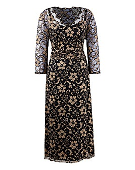Ava By Mark Heyes Lace Dress