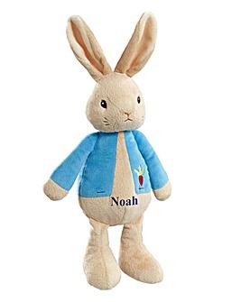 Personalised My 1st Peter Rabbit Plush