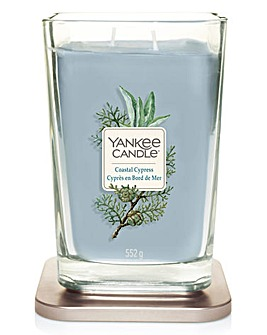 Yankee Candle Elevation Coastal Cypress