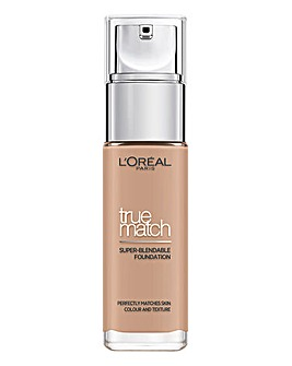 L'Oreal True Match Liquid Foundation With Hyaluronic Acid 4.N Beige