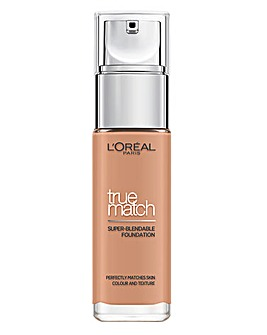 L'Oreal True Match Liquid Foundation With Hyaluronic Acid 5.W Golden Sand