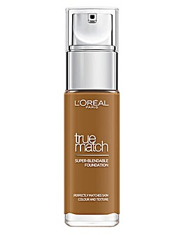 L'Oreal True Match Liquid Foundation With Hyaluronic Acid 8.N Cappuccino