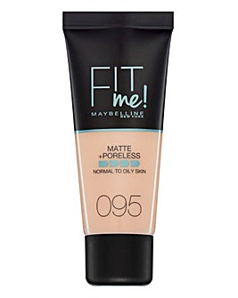 Maybelline Fit Me Foundation 095