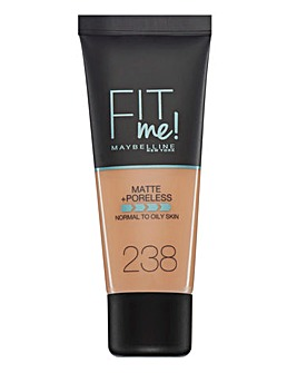 Maybelline Fit Me Foundation 238