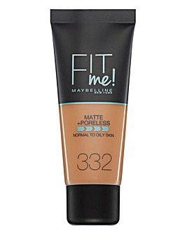 Maybelline Fit Me Foundation 332