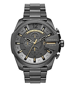 Diesel Mens Mega Chief Watch