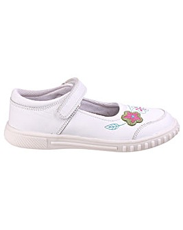 Hush Puppies Lottie Junior Girls Shoe