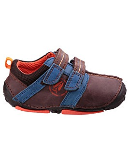 Hush Puppies Eddy Junior Casual Shoe