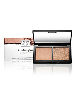 Laura Geller High Def Glow Illuminator Bed of Roses