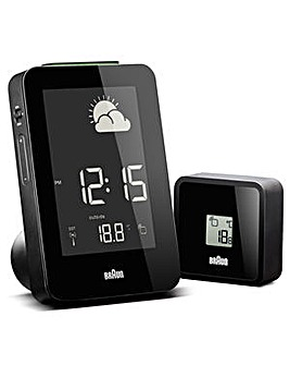 Braun Weather Station Clock