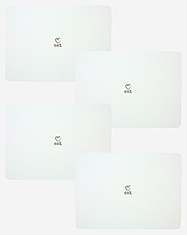 Charm Set of 4 Placemats