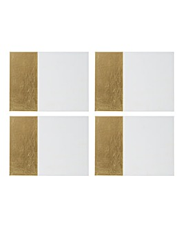 Geome Set of 4 Dipped Placemats