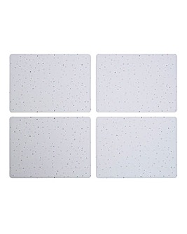 Speckle Set of 4 Placemats