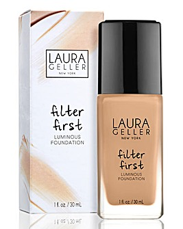 Laura Geller New York Filter First Luminous Foundation Medium
