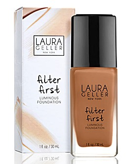 Laura Geller New York Filter First Luminous Foundation Pecan