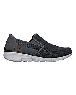 Skechers Equalizer 3.0 Sumnin Trainers Extra Wide