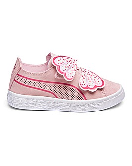 Puma Suede Deconstucted Butterfly Trainers