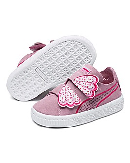 Puma Suede Butterfly Trainers
