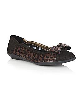 Ruby Shoo Amber Ballerina Pump Shoe