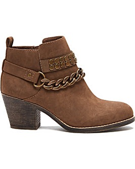 Rocket Dog Shelinda Ankle Western Boot